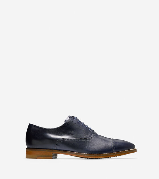 Shoes > Cambridge Cap Toe Oxford