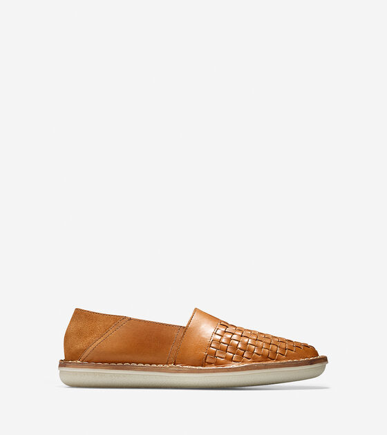 Shoes > Lewis Woven Loafer