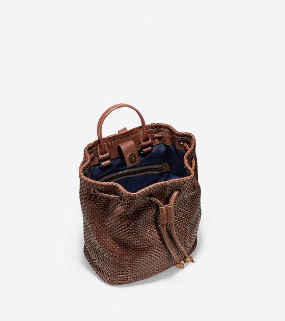 Bethany Weave Backpack