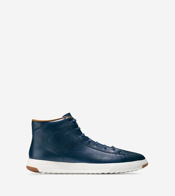 Sneakers > Men's GrandPrø High Top Sneaker