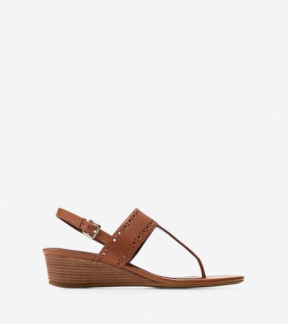 Shoes > Elsie Thong Sandal (40mm)