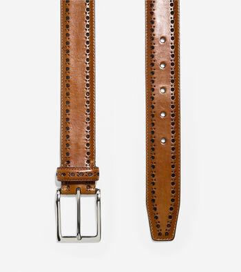35mm Bridal Leather Belt