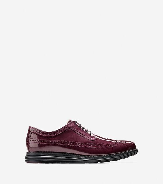 Shoes > ØriginalGrand Long Wingtip Oxford