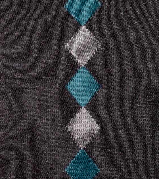Diamond Knit Socks