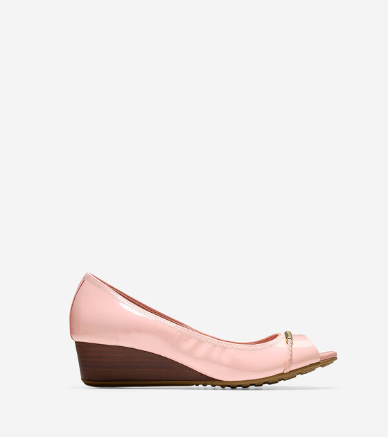 Shoes > Tali Grand Open Toe Wedge (40mm)