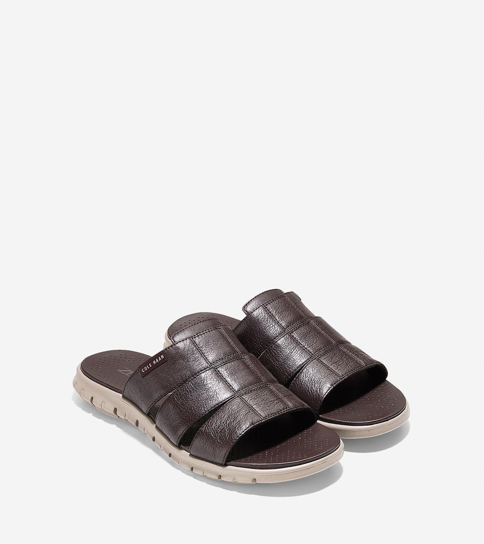 ... ZERØGRAND 3 Strap Slide Sandal; ZERØGRAND 3 Strap Slide Sandal. # colehaan