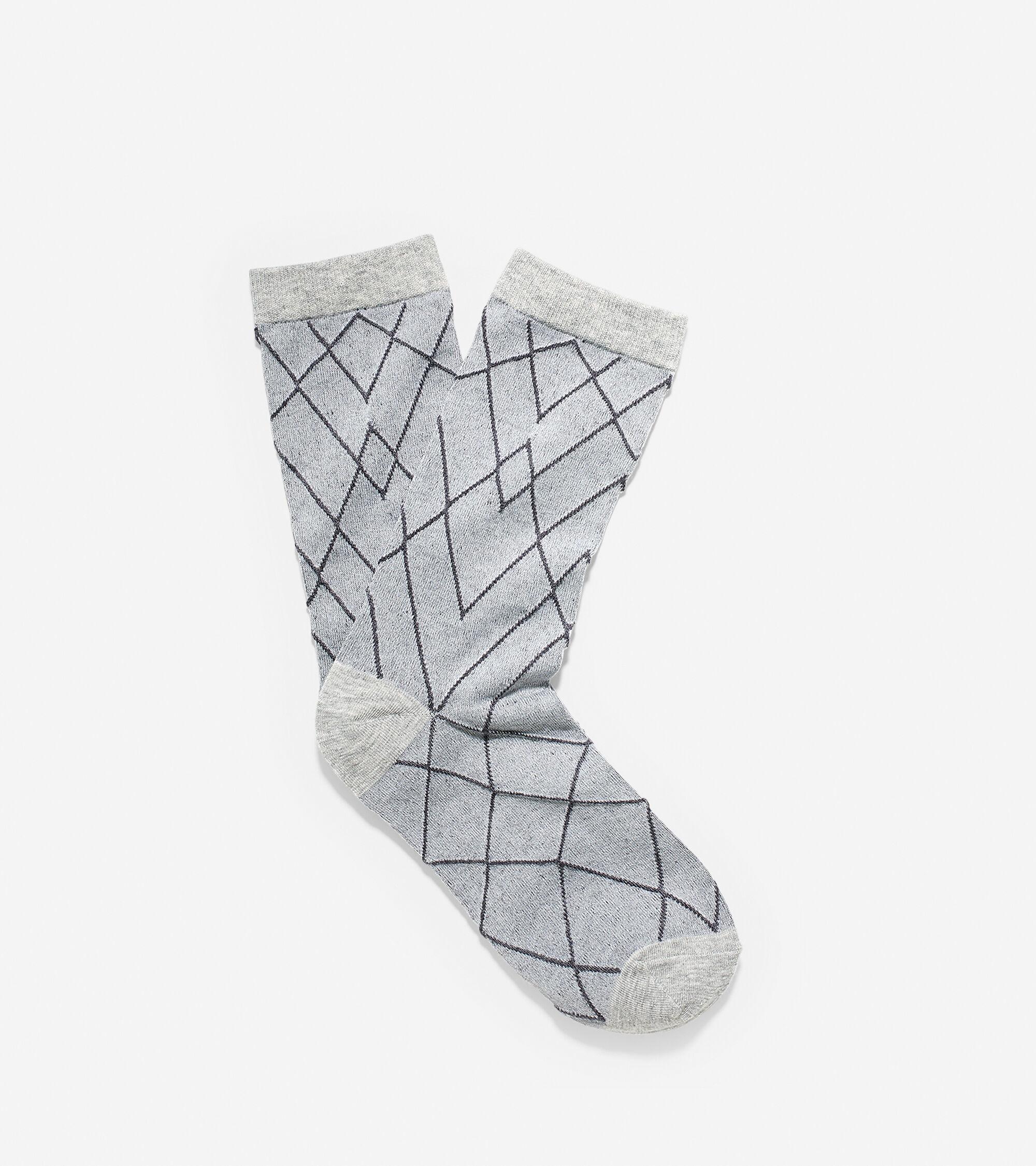 Accessories > Reverse Knit Trouser Socks