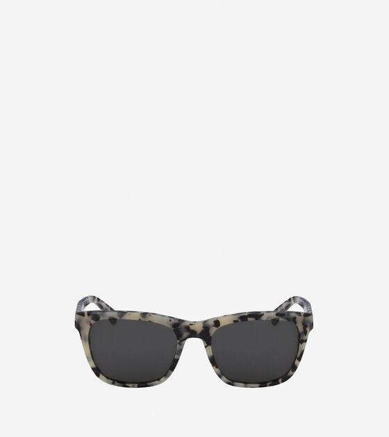Sunglasses > Acetate Square Wayfarer Sunglasses