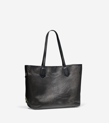 Abbot Perforated Tote