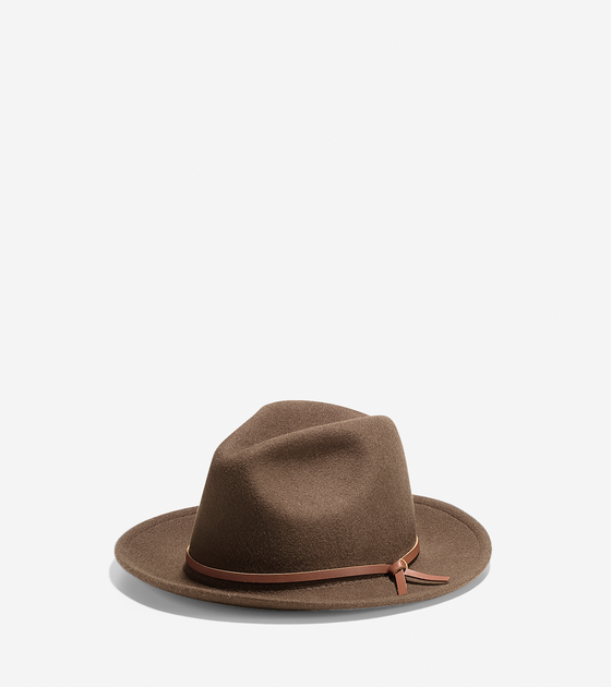 Scarves, Gloves & Hats > Yellow 108 - Fedora