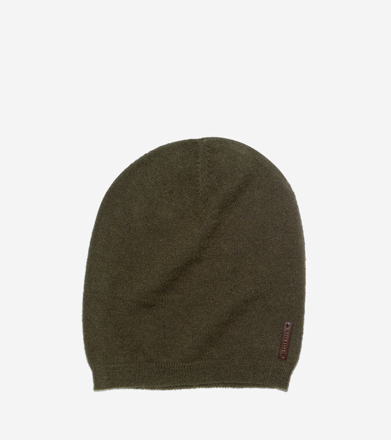 Scarves, Gloves & Hats > Lightweight Wool Slouchy Hat