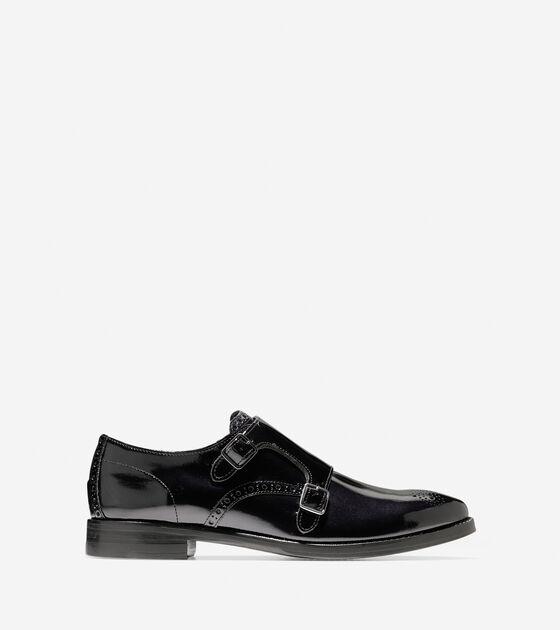 Shoes > Cambridge Double Monk Oxford