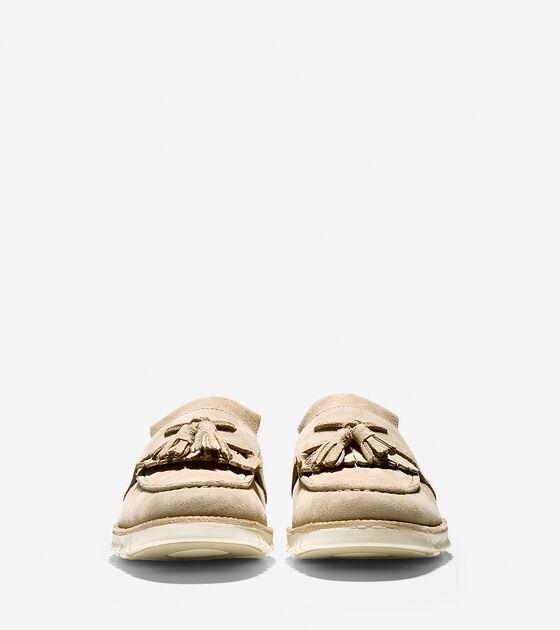 ZERØGRAND Tassel Loafer