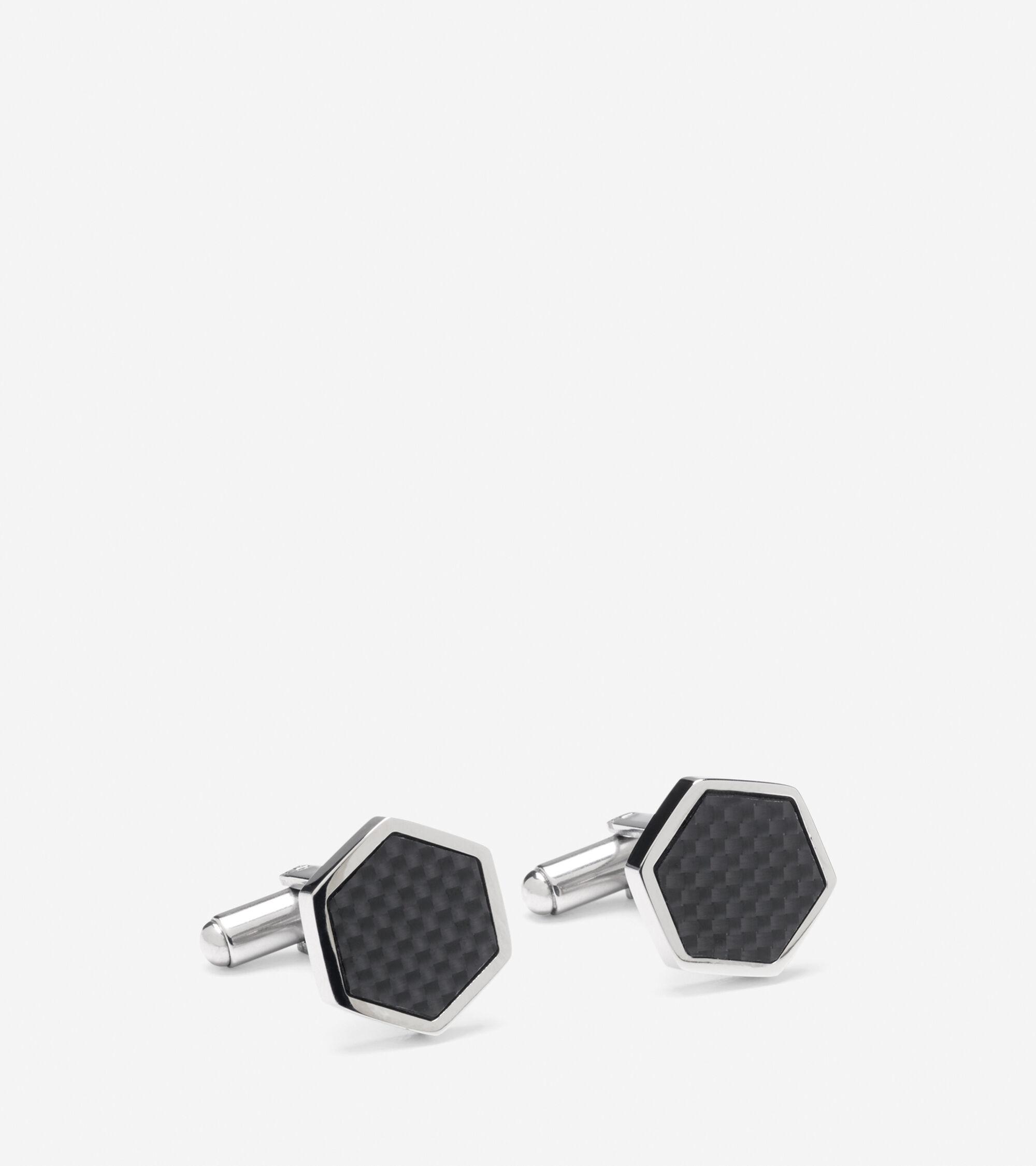 Accessories > Carbon Fiber Cuff Links
