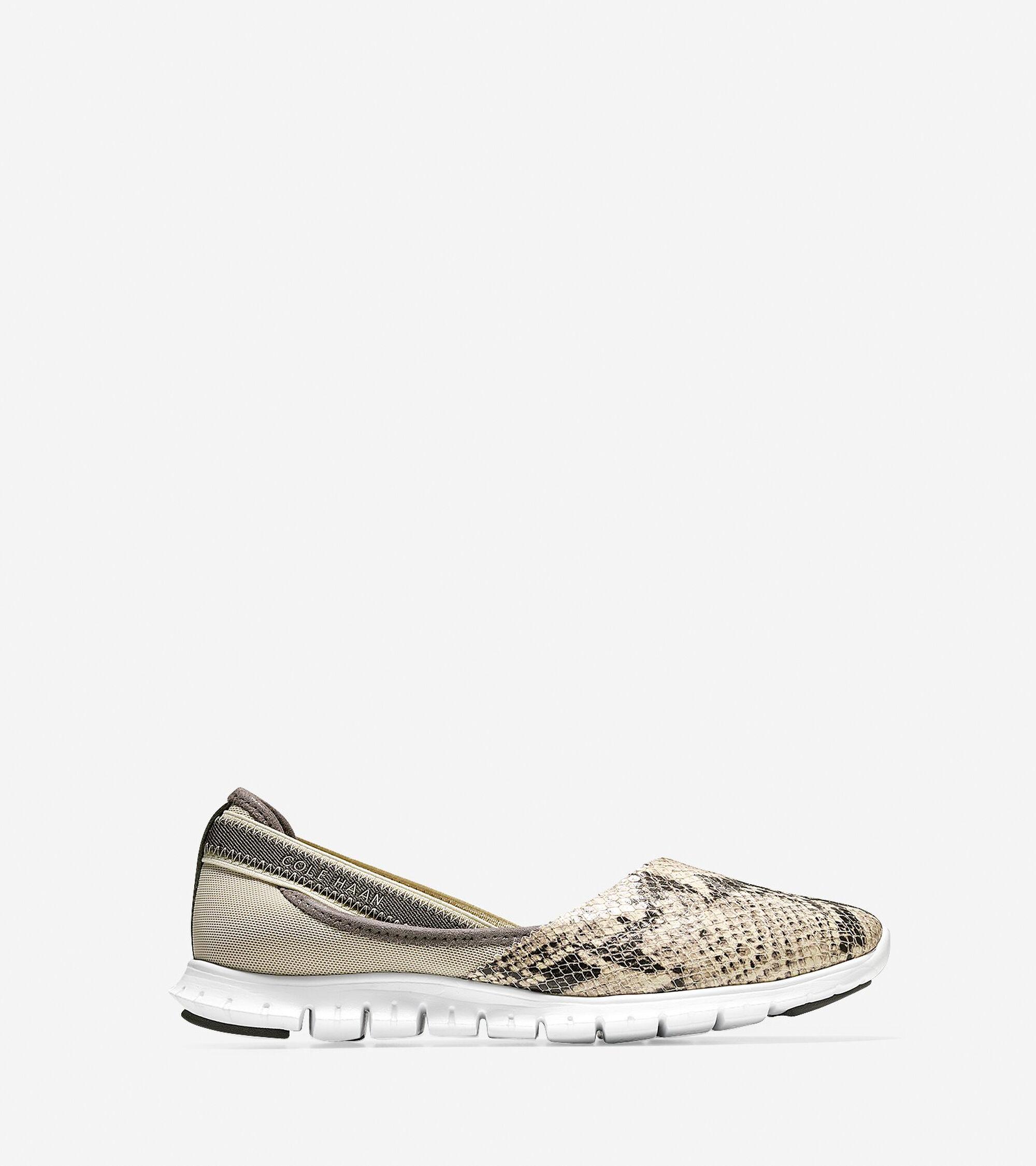 Shoes > ZERØGRAND Wrap Slip On Ballet