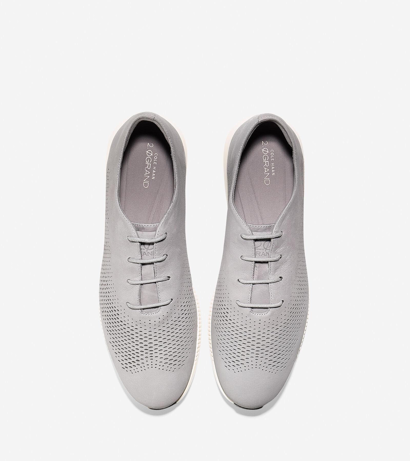 Cole Haan 2.ZeroGrand Laser Wingtip Sneaker (Women's) vIyEFoy