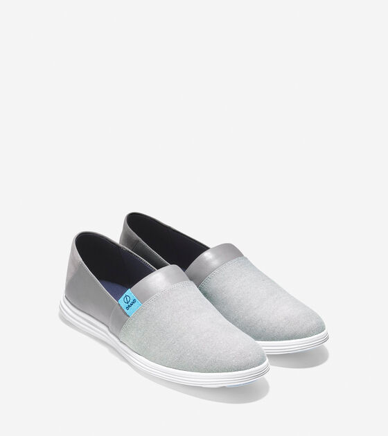 Ella Grand Slip On Sneaker