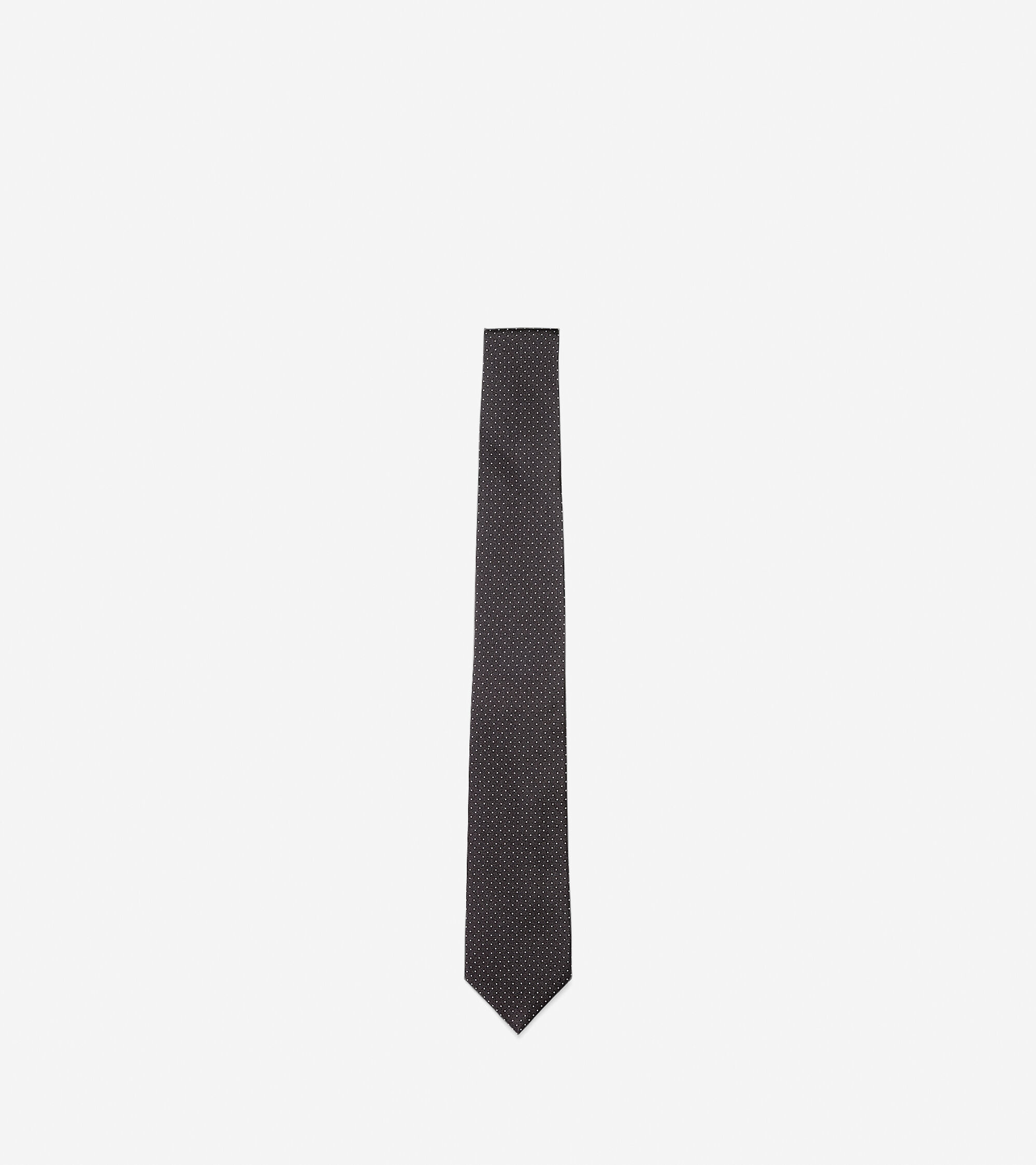 Accessories > Walter Pin Dot Tie