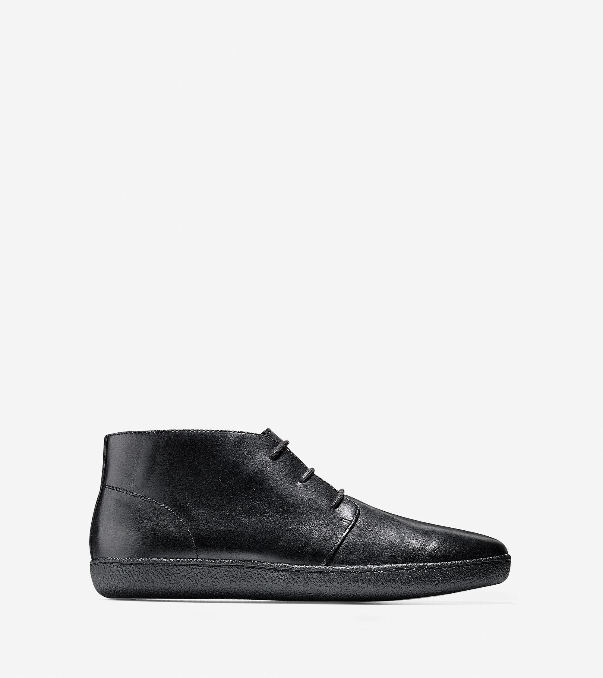 Shoes > Glenn Vibram Cupsole Chukka