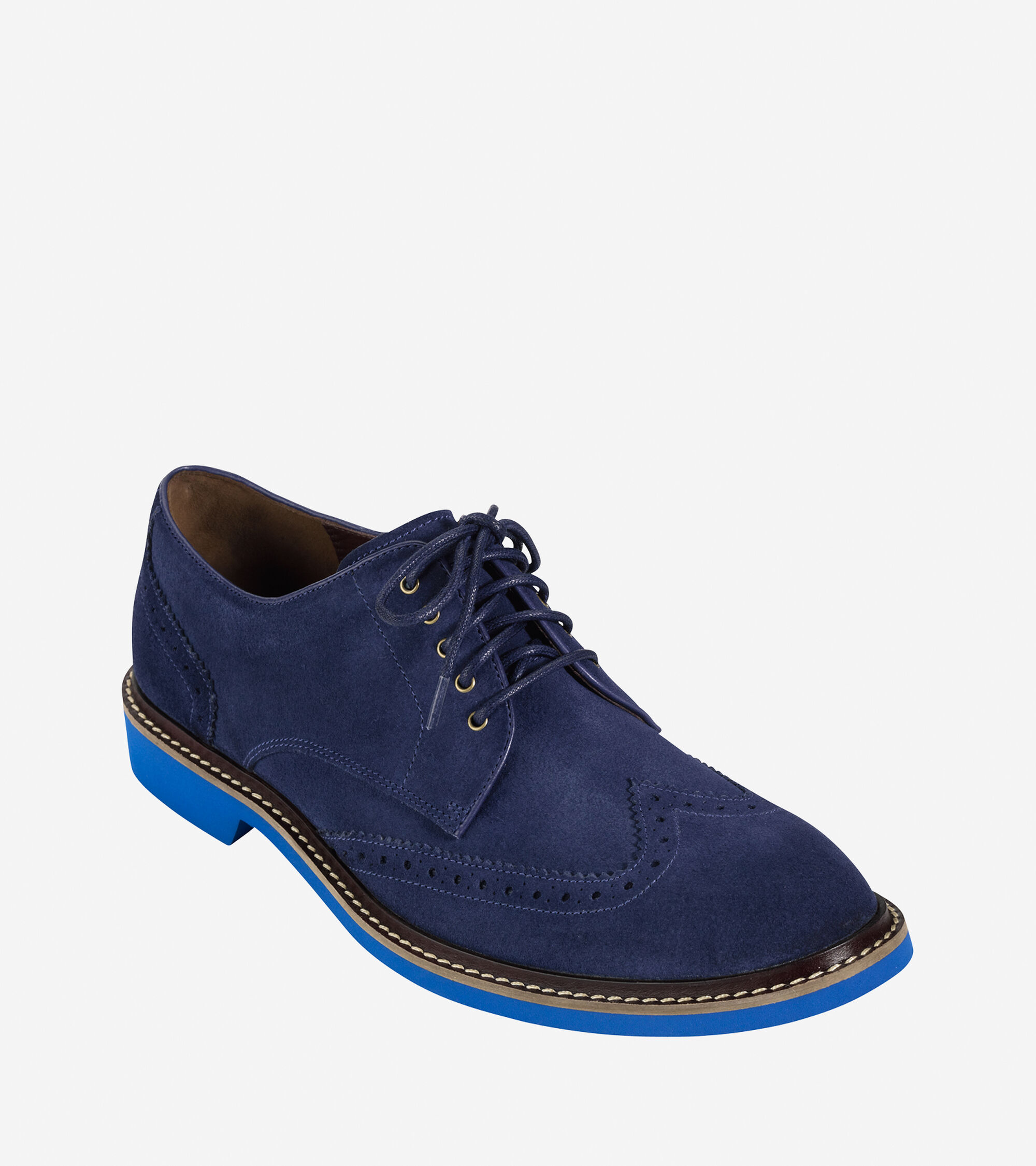 Shoes > Franklin Wingtip Oxford