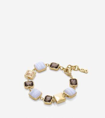 Tali L'Heure Bleue Semi-Precious Line Bracelet