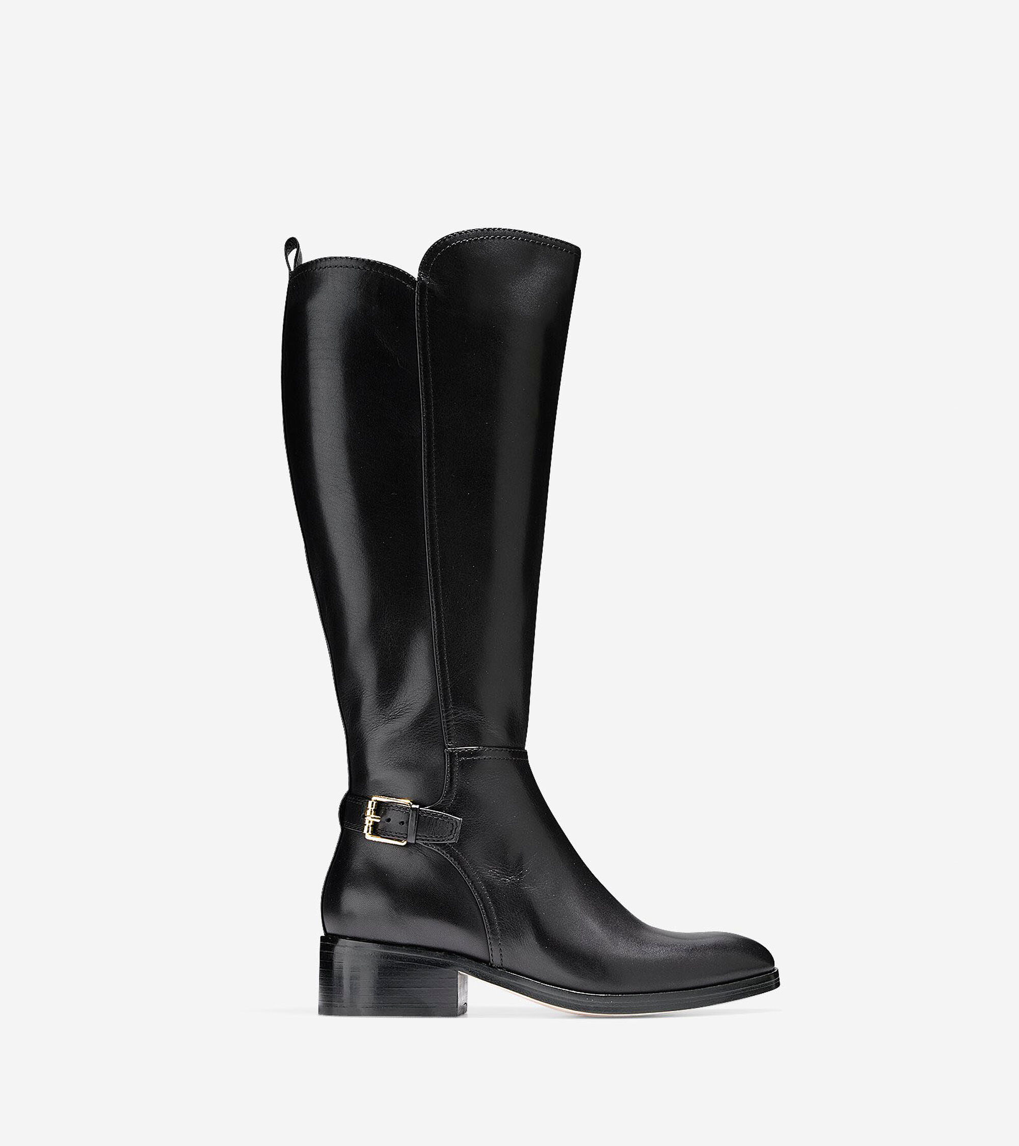 Cole Haan Womens Hayes Tall Boot - Extended Calf