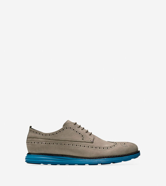 Shoes > Men's ØriginalGrand Long Wingtip Oxford