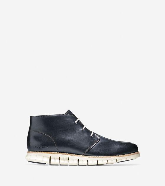 Shoes > ZERØGRAND Chukka