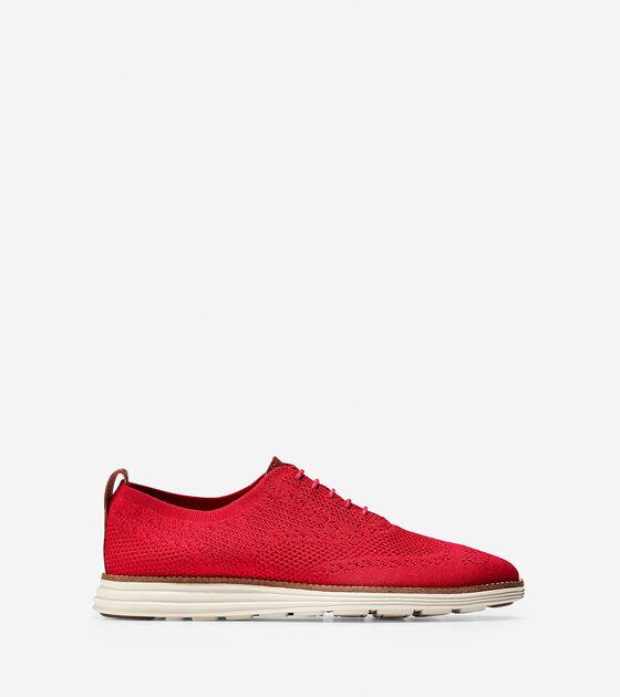 Style Steals > Men's ØriginalGrand Wingtip Oxford with Stitchlite™