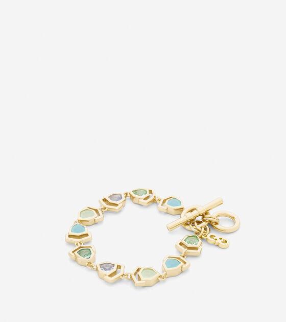 Accessories > Stone Line Bracelet