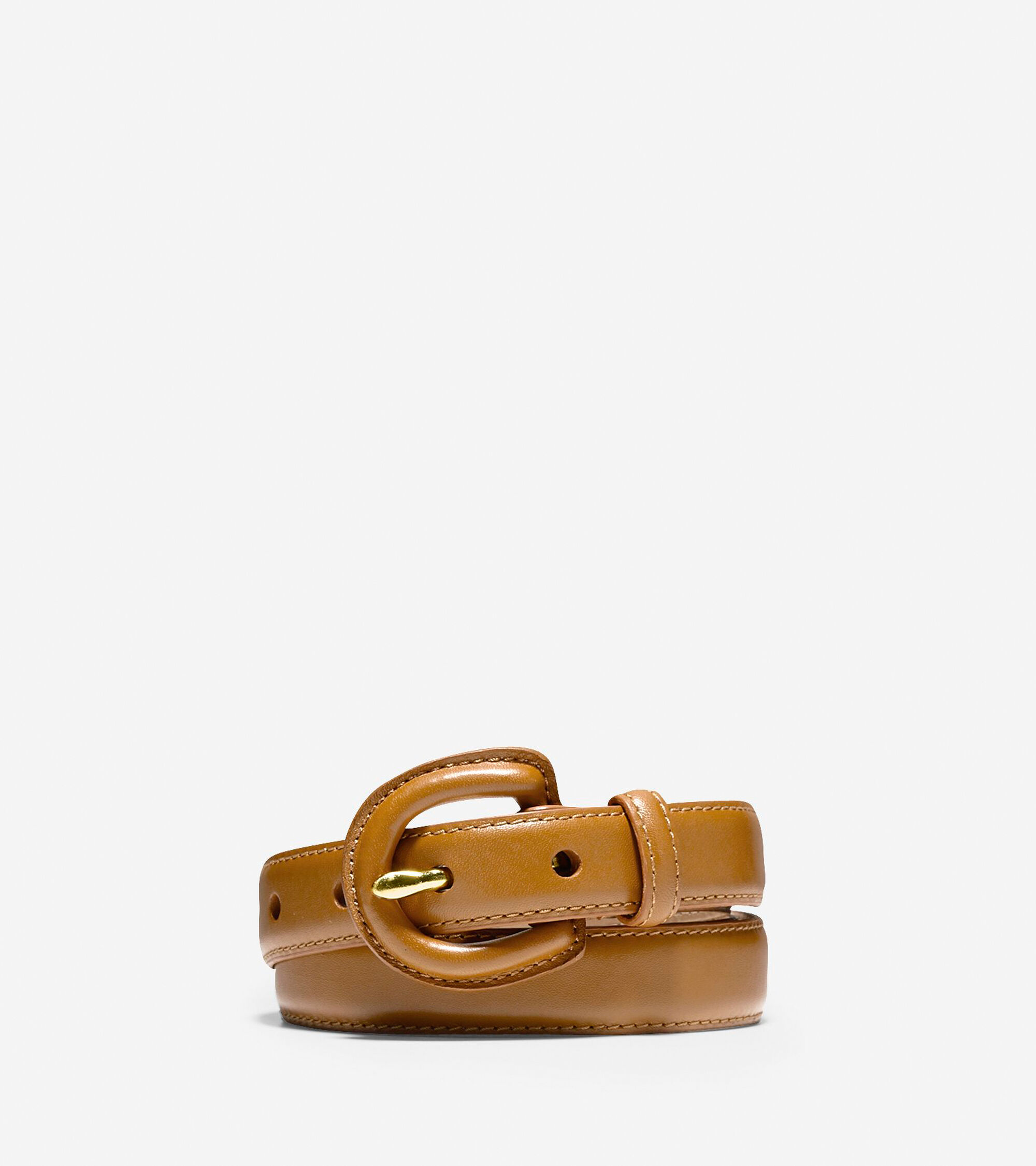 Accessories > Feather Edge Leather Belt