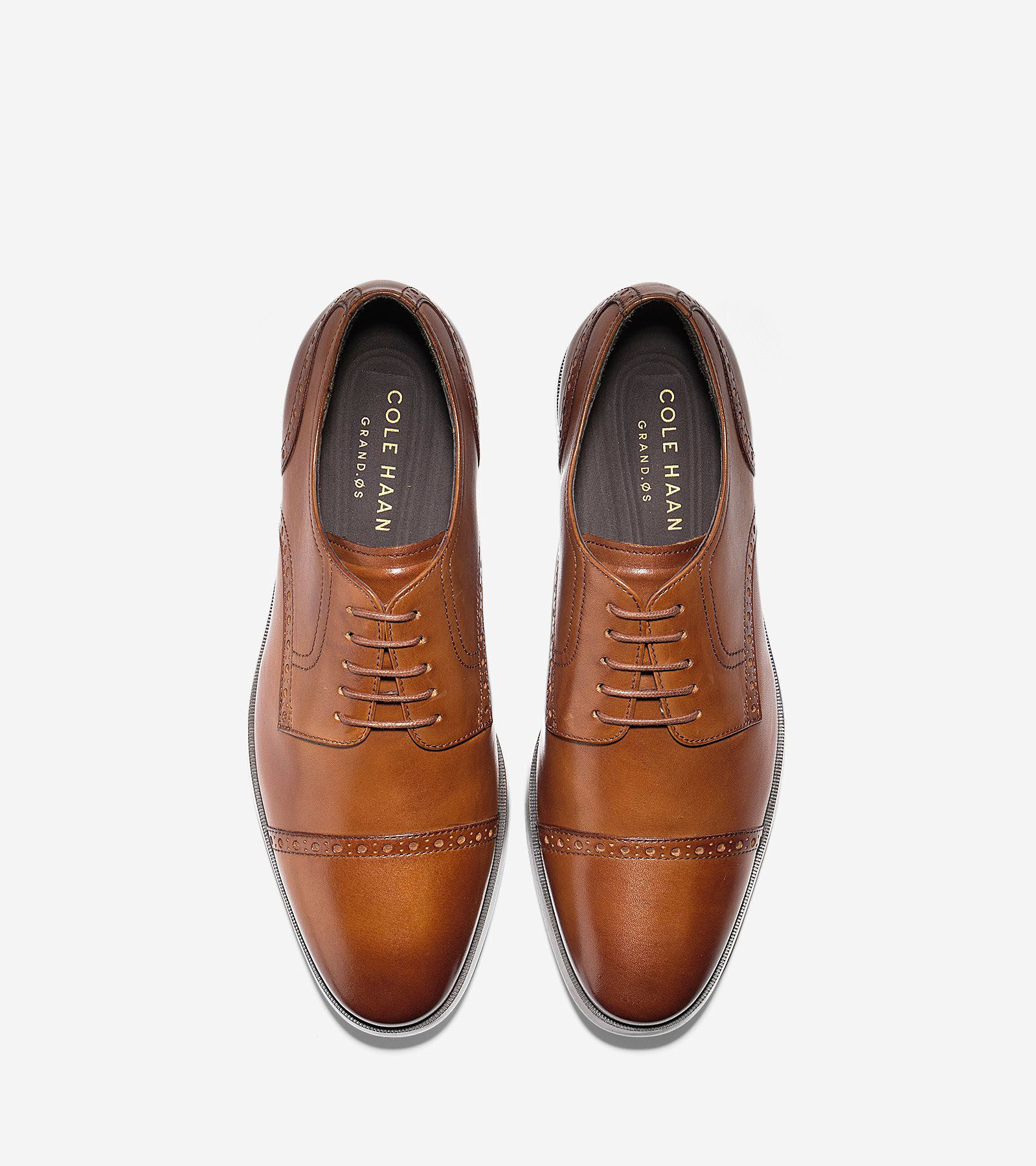 ... Jefferson Grand Cap Toe Oxford ...