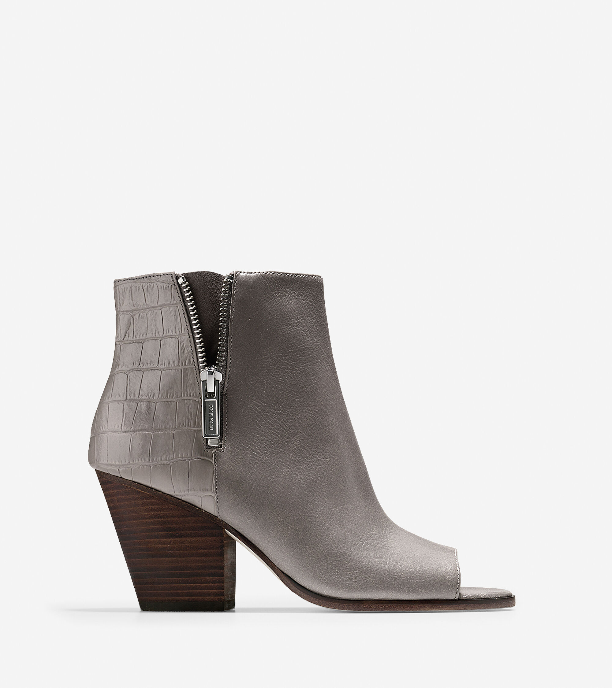 Shoes > Lundy Open Toe Bootie