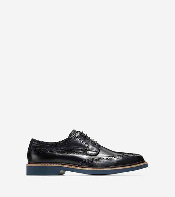 Shoes > Briscoe Wingtip Oxford