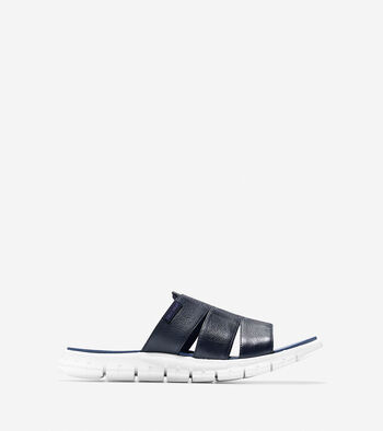 Men's ZERØGRAND 3 Strap Slide Sandal