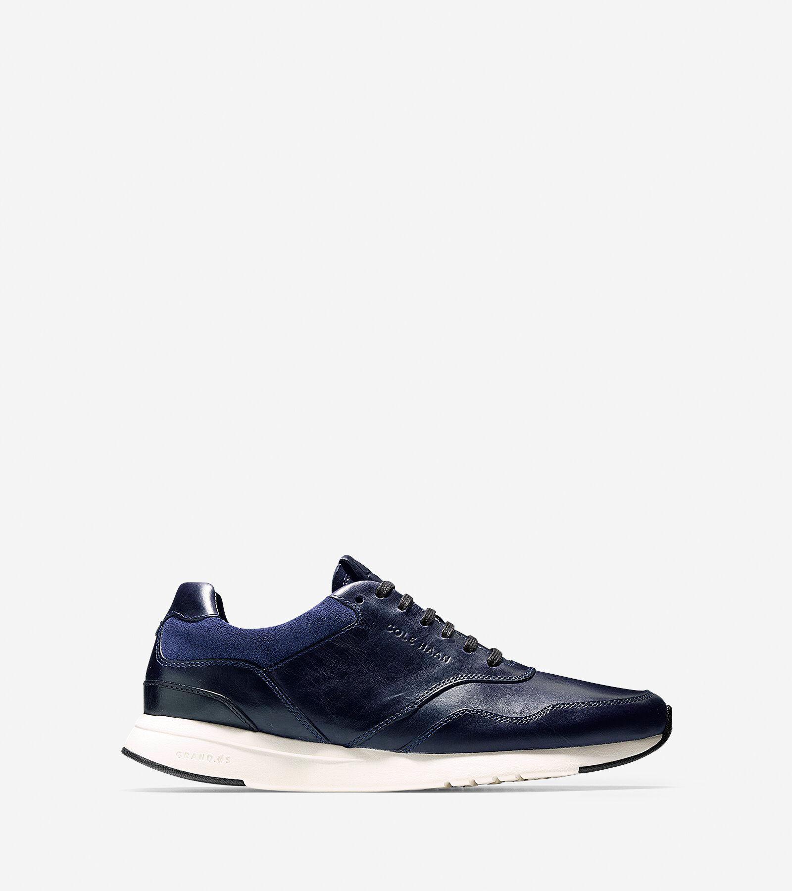 Cole Haan GrandPro Runner Leather Sneaker iw6TC