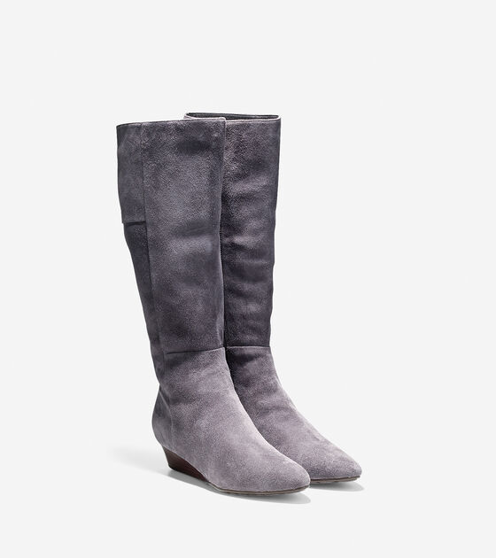 Tali Luxe Boot (40mm) - Extended Calf