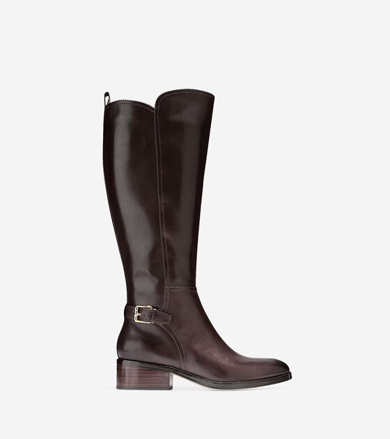 Shoes > Hayes Tall Boot - Extended Calf