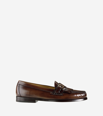 Pinch Buckle Loafer