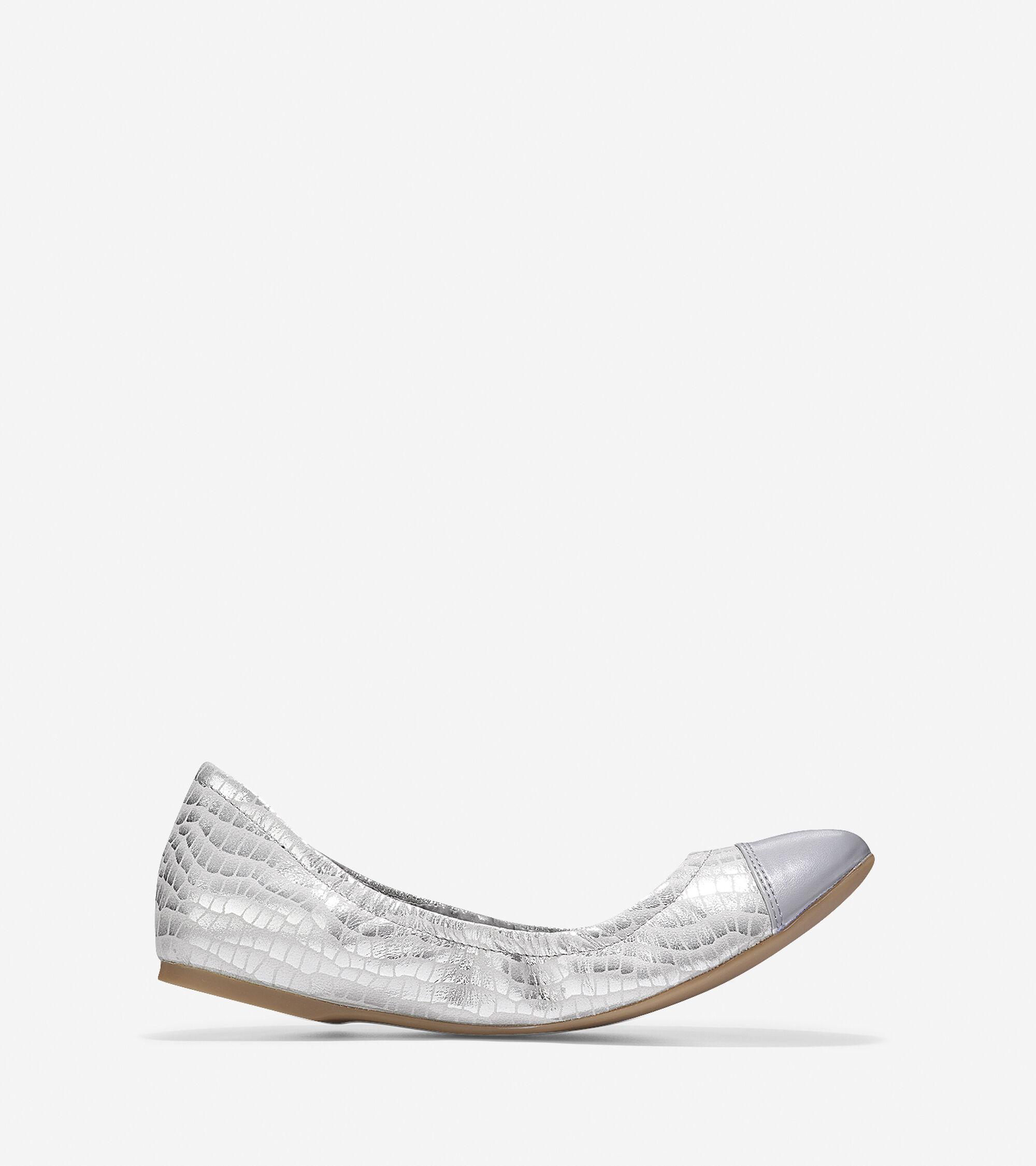 Shoes > Cortland Cap Toe Ballet
