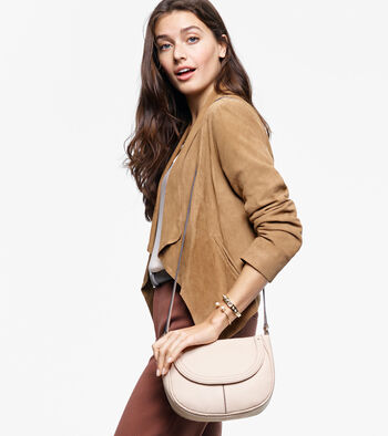 Tali Saddle Crossbody