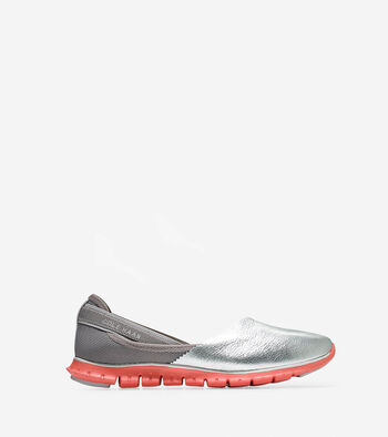 Women's ZERØGRAND Wrap Slip On Ballet