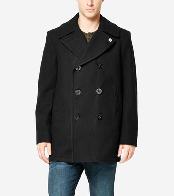 Cole Haan + Fidelity Made in America Peacoat