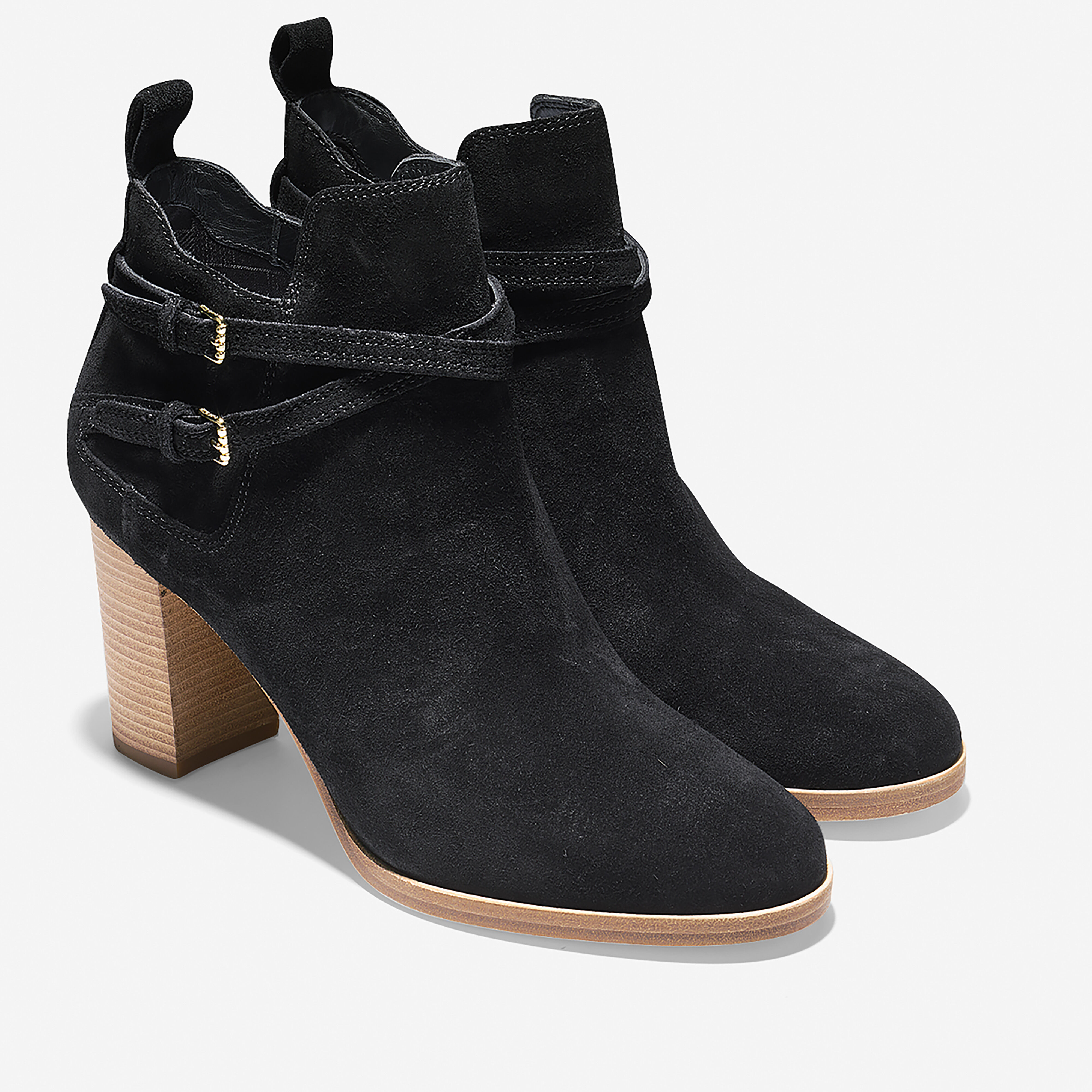 Cole Haan Linnie Stacked Heel Bootie i1sztWIGS