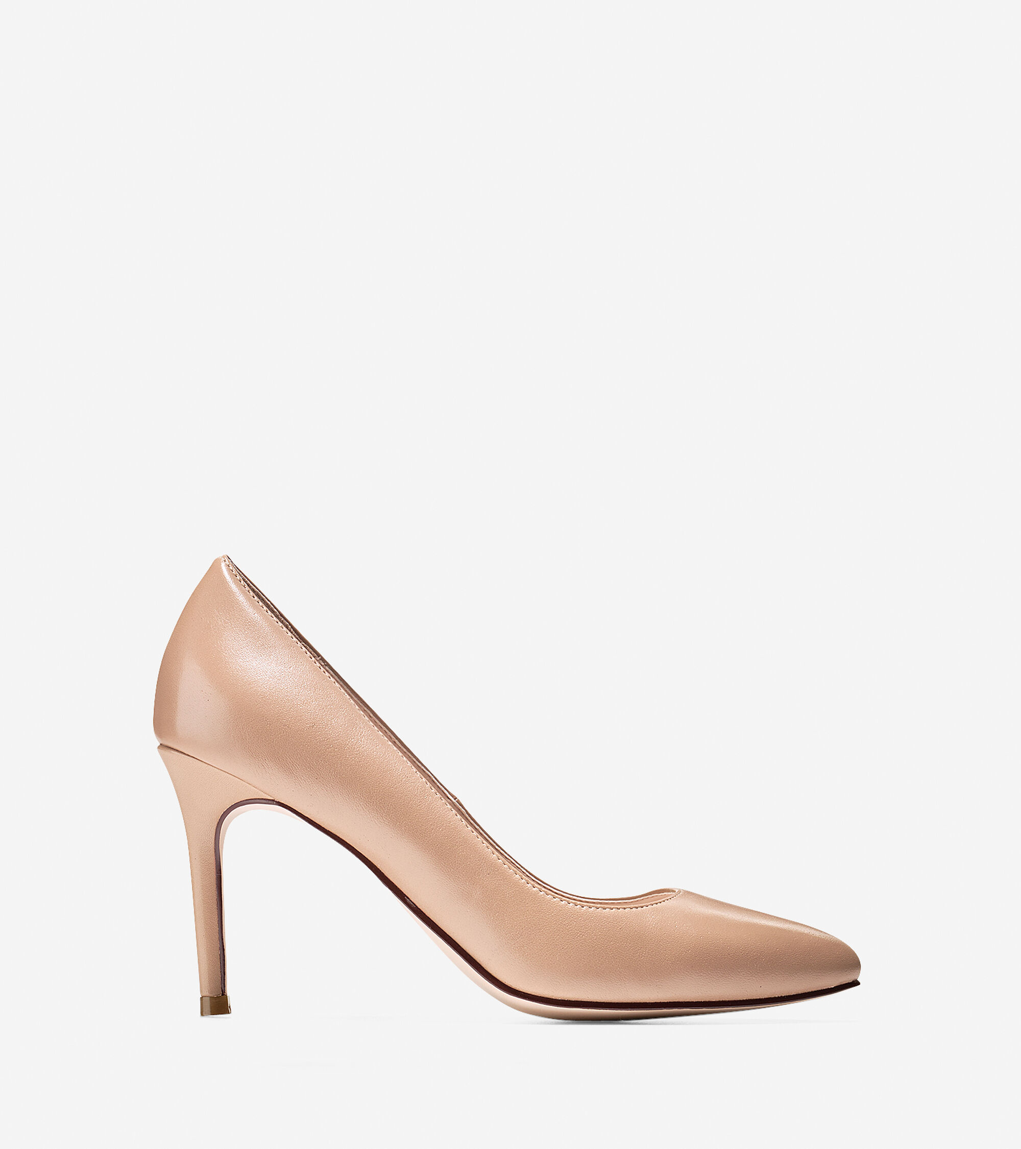 Shoes > Fair Haven Pump (85mm) - Almond Toe
