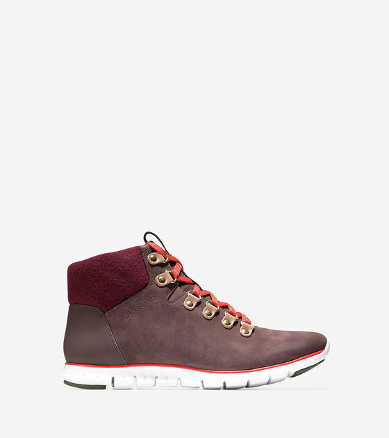 Shoes > Women's ZERØGRAND Waterproof Hiker Boot