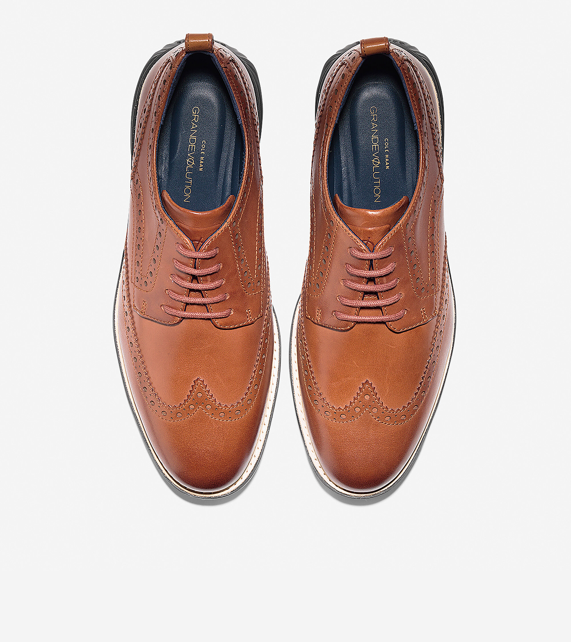 ... Men's GrandEvølution Wingtip Oxford ...