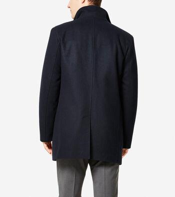Melton 3-in-1 Topper Jacket