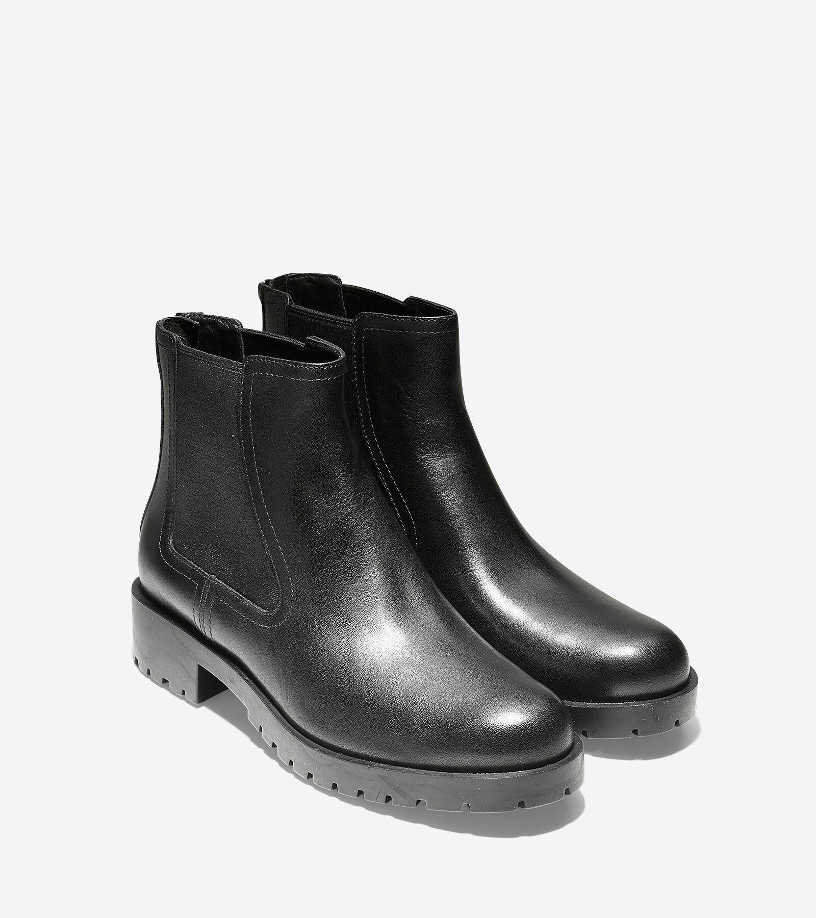Cole Haan Women's Stanton Weatherproof Chelsea Boot vryHyul