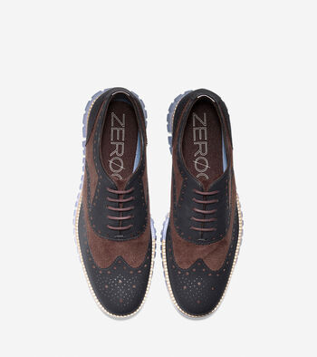 ZERØGRAND No Stitch Oxford